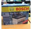 แบตเตอรี่ Bosch S4 105D31R, 105D31L  12V 90Ah